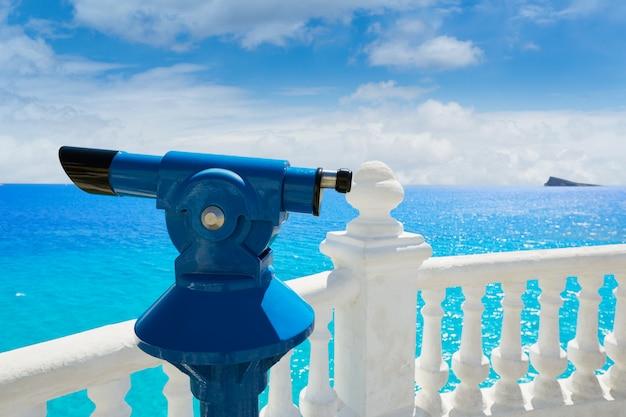 Benidorm mirador del castillo mirador alicante