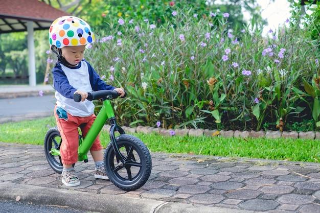 Bicicleta de equilibrio para niños pequeños
