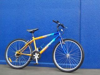Bicicleta - repco retador, el transporte