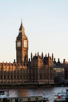 Big ben y el edificio del parlamento