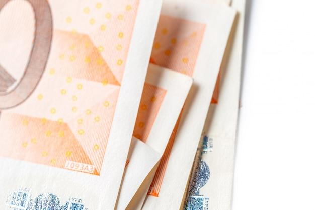 Billetes de banco de la unión europea