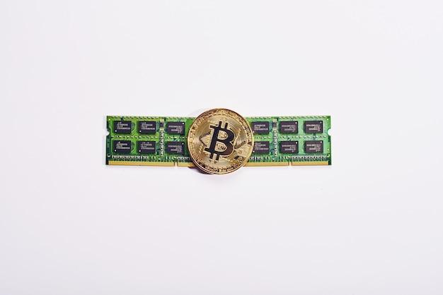 Bitcoin en un procesador