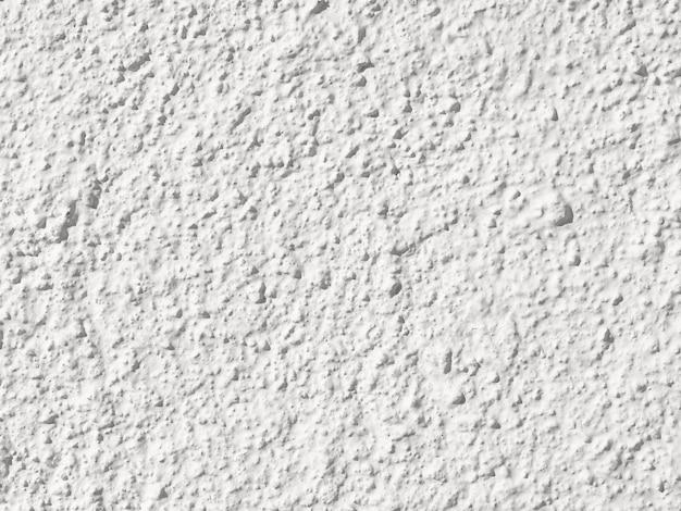 Blanco con textura de fondo de pared de hormigón