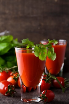 Bloody mary con tomates