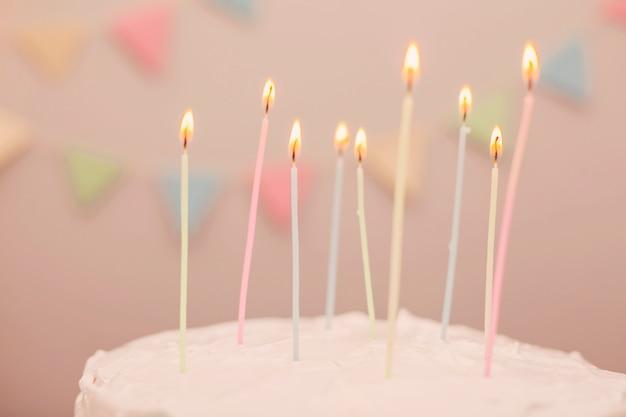 Bodegón de cumpleaños