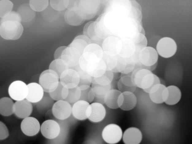 Bokeh luz abstracta como fondo