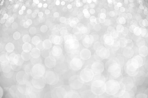 Bokeh de navidad textura de fondo abstracto luz brillantes estrellas en bokeh. brillo vintage luces de fondo