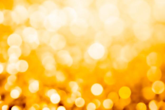 Bokeh de navidad textura de fondo abstracto luz brillantes estrellas en bokeh