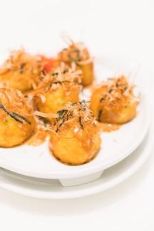 Bola de takoyaki
