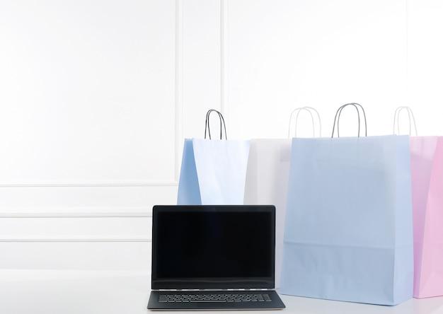 Bolsas de compra