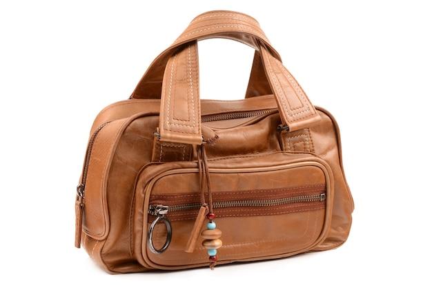 Bolso marrón mujer