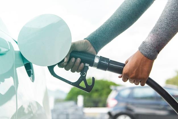 Boquilla de combustible de gasolina