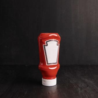 Botella de ketchup