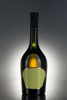 Botella de licor