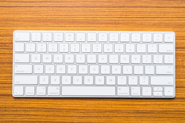 Botón del teclado