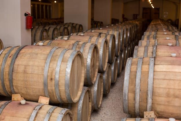 Bóveda de vino