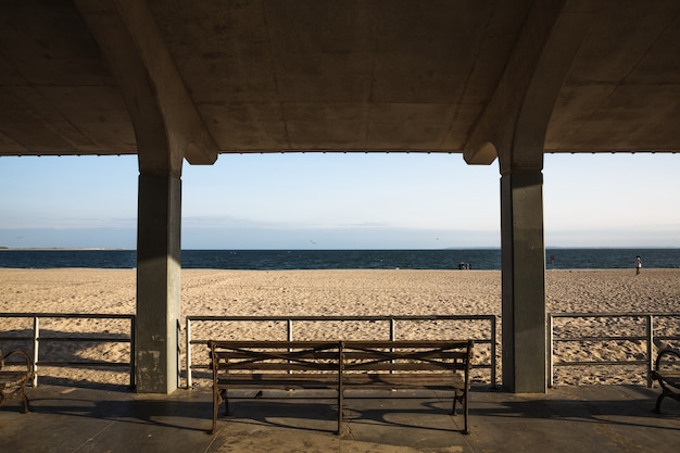 Brighton beach en nueva york