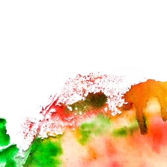 Brillante textura abstracta colorida