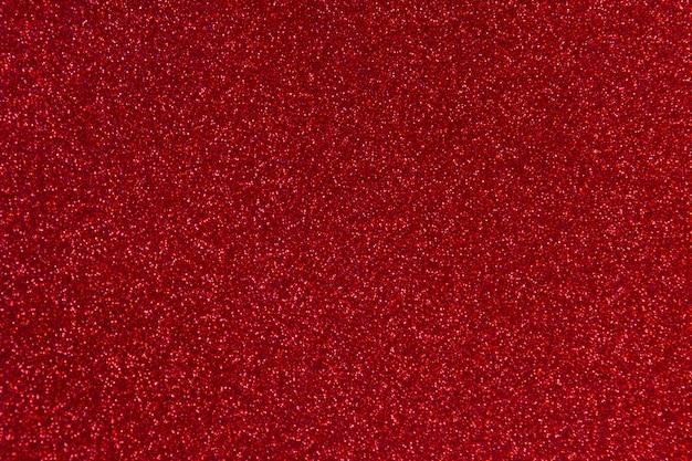 Brillante textura de roja
