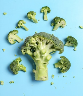 Brócoli fresco