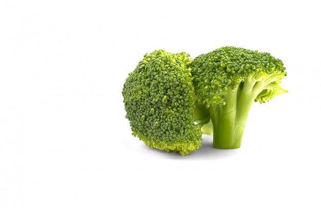 Brócoli verde fresco