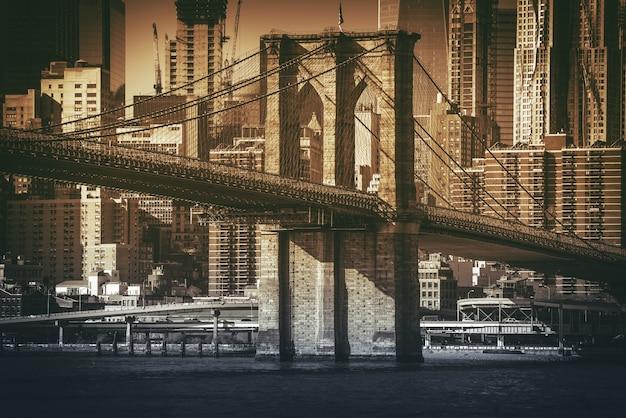 Brooklyn a manhattan