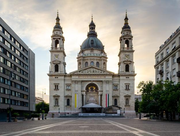 Budapest hungría, basílica de san esteban