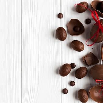 Buenos huevos de chocolate