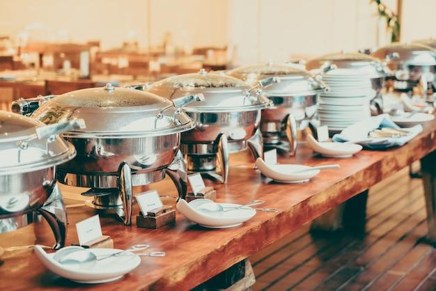Buffet de catering