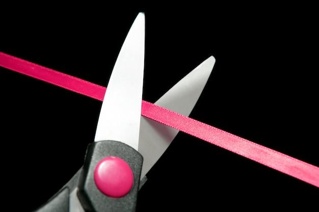 La burocracia va a ser cortada por unas tijeras.