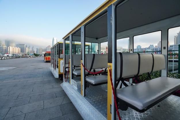 Bus turístico de la ciudad