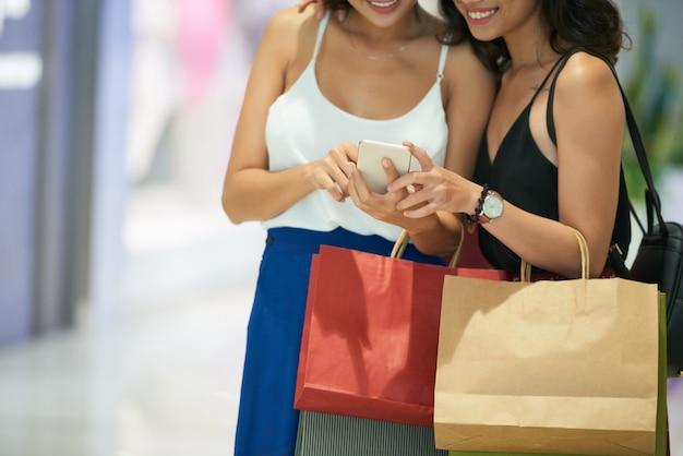 Buscando ventas en línea