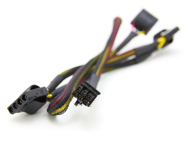 Cables de alimentación de la unidad de disco duro