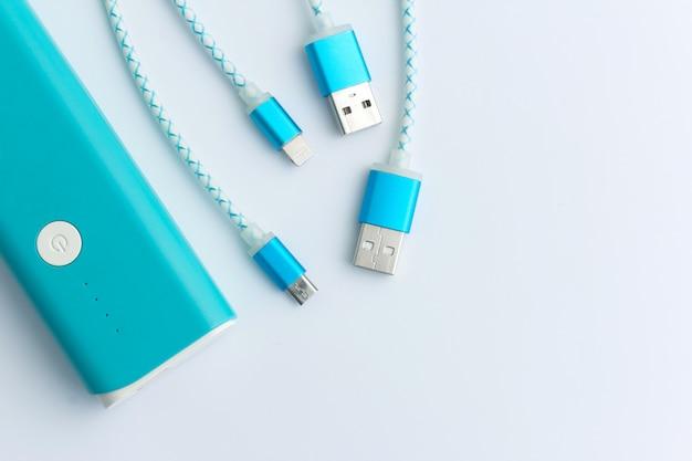 Cables de carga usb para teléfonos inteligentes y tabletas