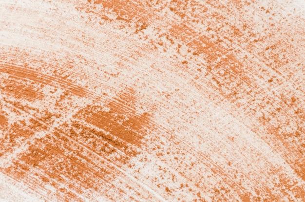 Cacao en polvo esparcido
