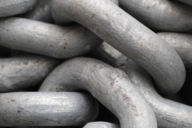 Cadenas de metal fuertes