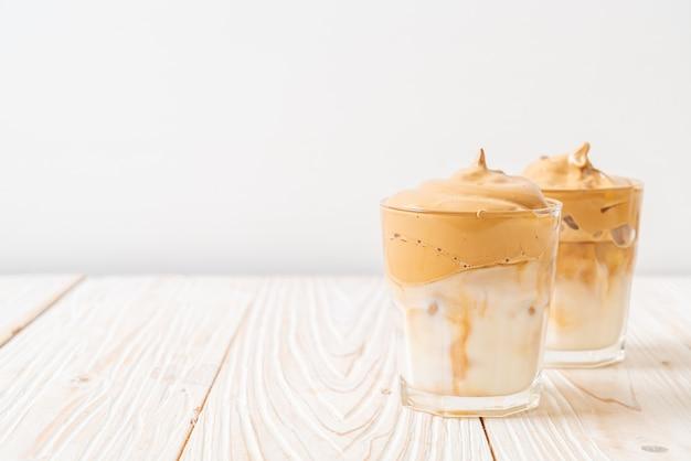 Café dalgona helado