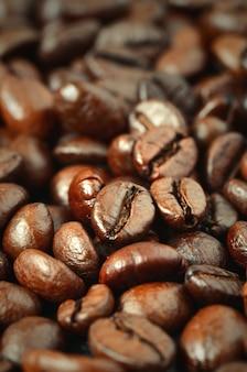 Café tostado en grano
