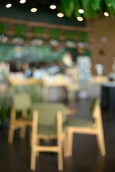 Cafetería bar mostrador cafetería restaurante relajación