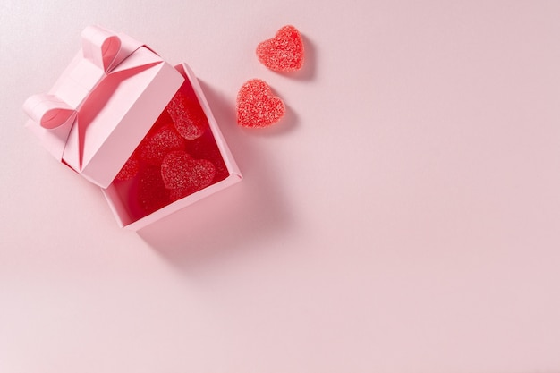 Caja de dulces
