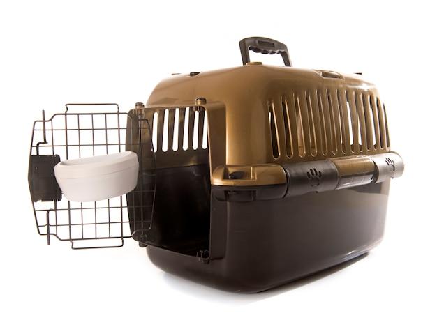 Caja para el transporte