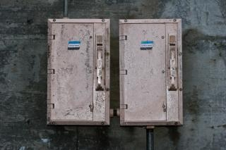 Cajas de fusibles