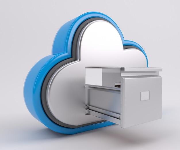 Cajón de nube