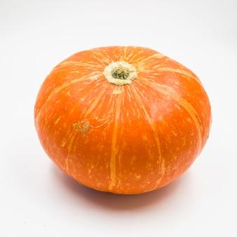 Calabaza naranja fresca