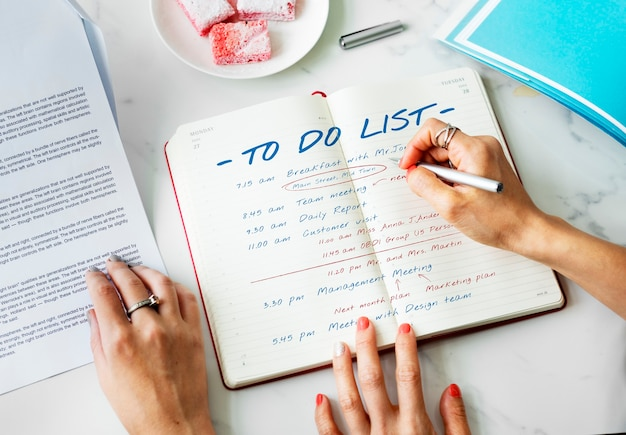 Calendario agenda reunión recordatorio calendario concepto gráfico