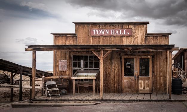 Calico es un pueblo fantasma en el condado de san bernardino, california