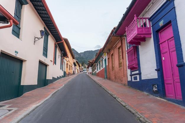 Las calles de la ciudad.