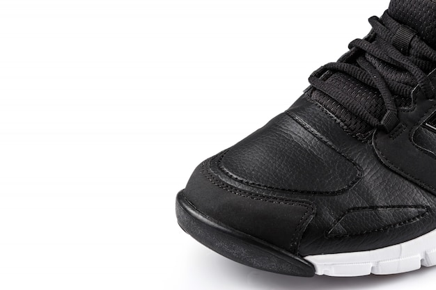 Calzado deportivo negro