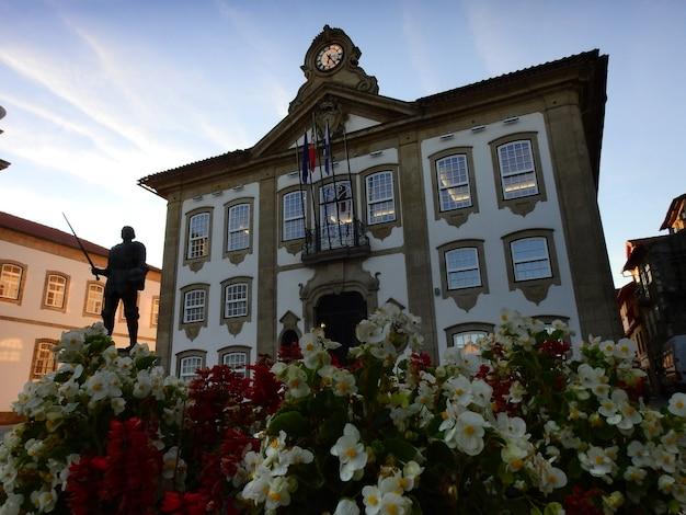 Camara municipal de chaves portugal