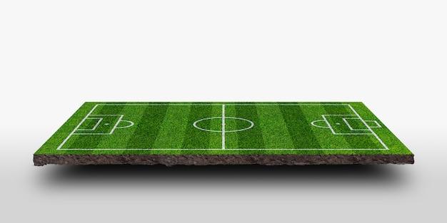 Campo de fútbol de arena, campo de fútbol